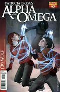 Alpha and Omega Cry Wolf (2010 Dynamite) Volume One 5