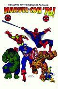 Marvel-Con '76 (1976) Program 0