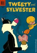 Tweety and Sylvester (1954 Dell) 21
