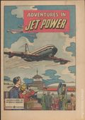Adventures in Jet Power (1950) General Electric giveaway 1961