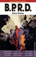 B.P.R.D. Being Human TPB (2011 Dark Horse) 1-1ST