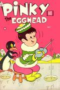 Pinky The Egghead (1963 I.W. Reprint) 1