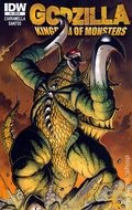 Godzilla Kingdom of Monsters (2011 IDW) 9B