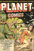 Planet Comics (1940 Fiction House) 25