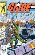 GI Joe (1982 Marvel) Mark Jewelers 16MJ