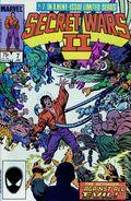 Secret Wars II (1985 Marvel) Mark Jewelers 7MJ
