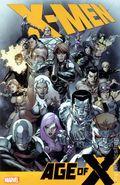 X-Men Age of X TPB (2011 Marvel) 1-1ST