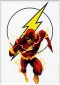 DC Comics Magnets (2011 Ata-Boy Series II) 20307-DC