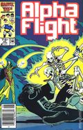 Alpha Flight (1983 1st Series) Mark Jewelers 35MJ