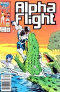 Alpha Flight (1983 1st Series) Mark Jewelers 41MJ