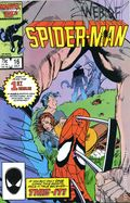 Web of Spider-Man (1985 1st Series) Mark Jewelers 16MJ
