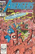 Avengers (1963 1st Series) Mark Jewelers 305MJ