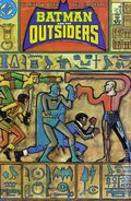 Batman and the Outsiders (1983) Mark Jewelers 17MJ
