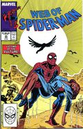 Web of Spider-Man (1985 1st Series) Mark Jewelers 45MJ
