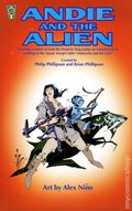 Andie and the Alien GN (2011) 1-1ST