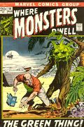Where Monsters Dwell (1970) National Diamond 14NDS