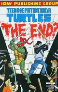 Teenage Mutant Ninja Turtles (2011 IDW) 4D