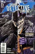 Detective Comics (2011 2nd Series) 5A