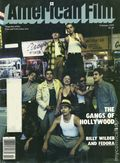 American Film (1977-1992 American Film Institute) Magazine Vol. 4 #4