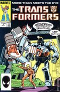 Transformers (1984 Marvel) 7REP.3RD