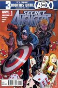 Secret Avengers (2010 1st Series) 21.1A