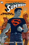 Superboy Smallville Attacks TPB (2011 DC) 1-1ST