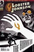 Lobster Johnson The Burning Hand (2011) 1A