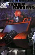 Transformers Robots In Disguise (2012 IDW) 1A