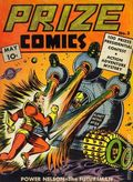 Prize Comics (1940) 3