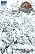 Jurassic Park Dangerous Games (2011 IDW) 4B