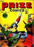 Prize Comics (1940) 25