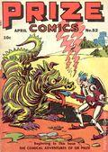 Prize Comics (1940) 52