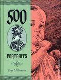 500 Portraits HC (2011 Fantagraphics) 1-1ST