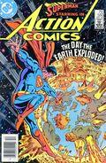 Action Comics (1938 DC) Mark Jewelers 550MJ