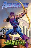 Avengers Hawkeye TPB (2012 Marvel) 1-1ST