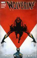 Wolverine vs. the X-Men TPB (2012 Marvel) 1-1ST