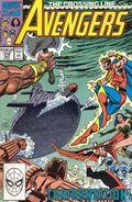 Avengers (1963 1st Series) Mark Jewelers 319MJ