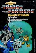Transformers SC (1985-1986 Ballantine Books) Find Your Fate Junior 1-1ST
