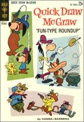 Quick Draw McGraw (1960-1962 Dell/Gold Key) 12