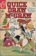 Quick Draw McGraw (1970 Charlton) 3