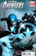 Avengers X-Sanction (2011) 1E