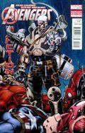 Avengers X-Sanction (2011) 1D