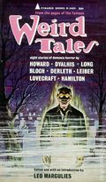 Weird Tales PB (1964 Pyramid Books) 1-1ST