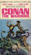 Conan PB (1966-1977 Lancer/Ace Books Novel) 7A-1ST