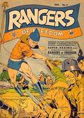 Rangers Comics (1941) 2