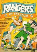 Rangers Comics (1941) 5