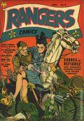 Rangers Comics (1941) 8