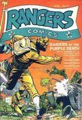 Rangers Comics (1941) 11