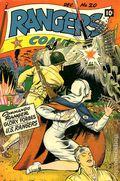 Rangers Comics (1941) 20