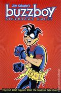 Buzzboy Sidekicks Rule TPB (2011 Red Giant) 1-1ST